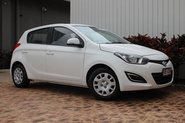Used Hyundai i20 Active, Cairns, 2015 Hyundai i20 Active Hatchback