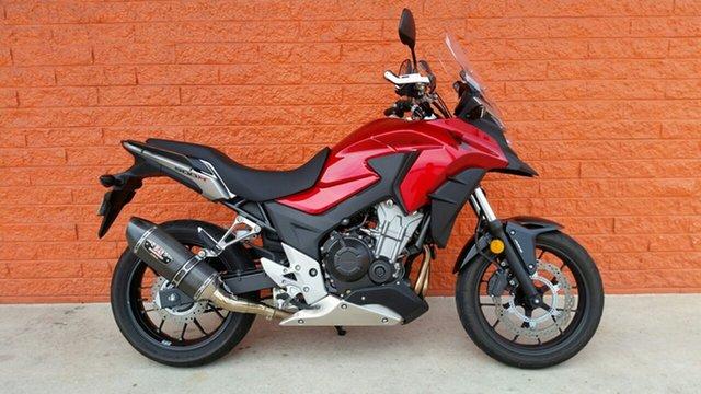 Used Honda CB500XA (abs) 500CC, Townsville, 2016 Honda CB500XA (abs) 500CC