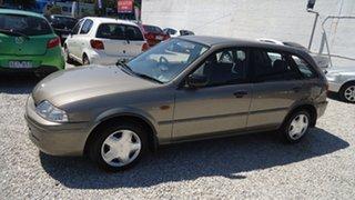 2000 Ford Laser LXI Hatchback.