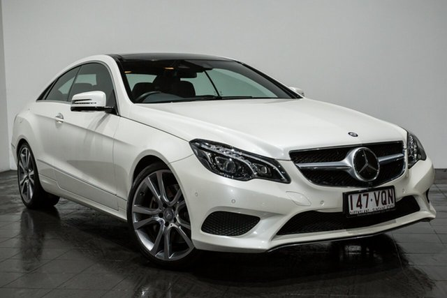 Used Mercedes-Benz E400 7G-Tronic +, Rozelle, 2015 Mercedes-Benz E400 7G-Tronic + Coupe