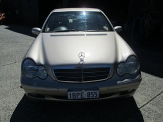 2003 Mercedes-Benz C180 Kompressor Sedan.