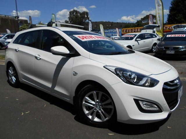 Used Hyundai i30 Tourer Active 1.6 CRDi, Upper Ferntree Gully, 2013 Hyundai i30 Tourer Active 1.6 CRDi Wagon
