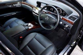 2010 Mercedes-Benz S350 Sedan.