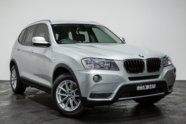 Used BMW X3 xDrive20i Steptronic, Rozelle, 2013 BMW X3 xDrive20i Steptronic Wagon