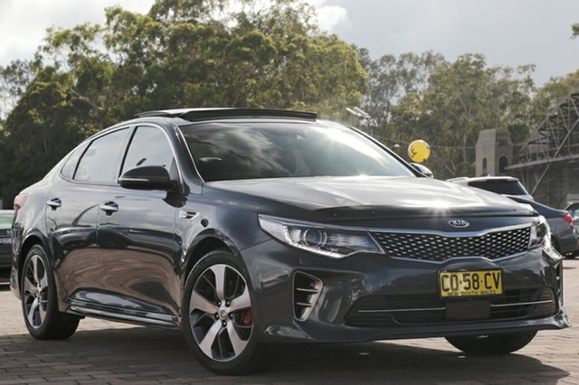 Used Kia Optima GT, Warwick Farm, 2016 Kia Optima GT Sedan