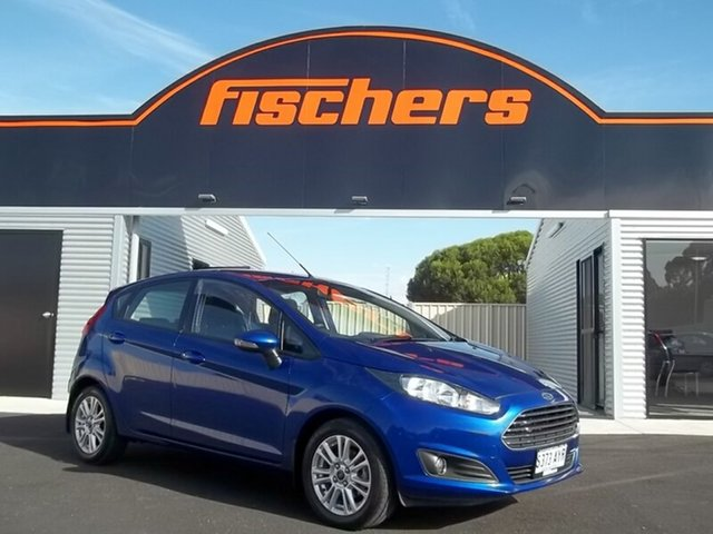 Used Ford Fiesta Trend, Murray Bridge, 2013 Ford Fiesta Trend Hatchback