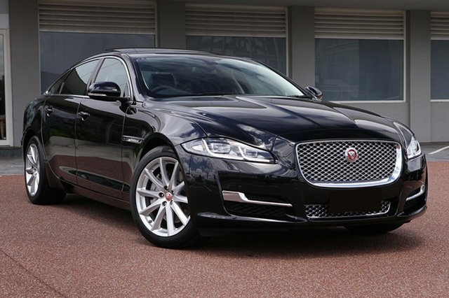New Jaguar XJ Premium LWB Luxury, Osborne Park, 2017 Jaguar XJ Premium LWB Luxury Sedan