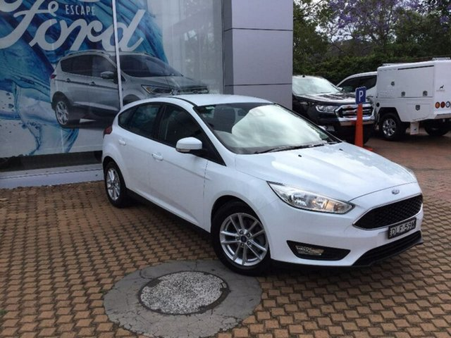 Used Ford Focus Trend, Warwick Farm, 2016 Ford Focus Trend Hatchback