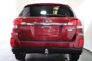 2009 Subaru Outback 2.0D Wagon.