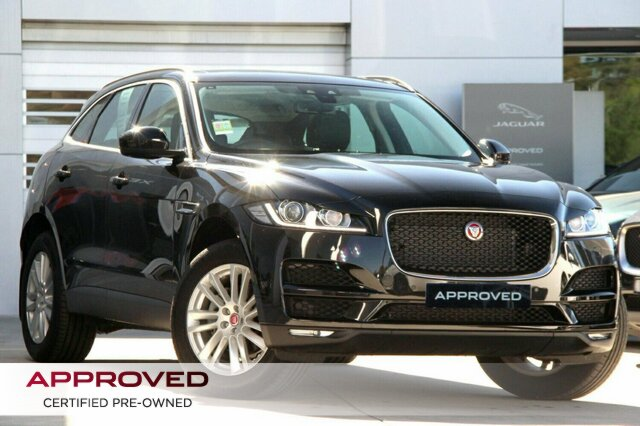 Discounted Used Jaguar F-PACE 20d AWD Prestige, Gardenvale, 2016 Jaguar F-PACE 20d AWD Prestige Wagon