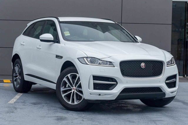 New Jaguar F-PACE 30d AWD First Edition, Southport, 2017 Jaguar F-PACE 30d AWD First Edition Wagon