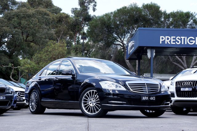 Used Mercedes-Benz S350, Balwyn, 2010 Mercedes-Benz S350 Sedan