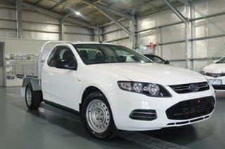 Used Ford Falcon ECOLPI, 2012 Ford Falcon ECOLPI FG MkII Cab Chassis