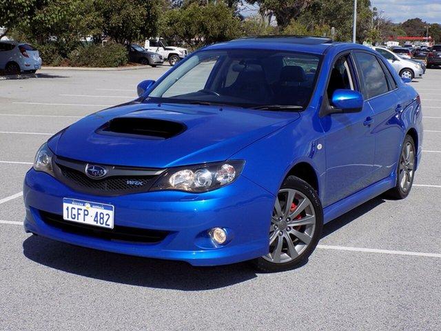 Used Subaru Impreza WRX AWD, Maddington, 2009 Subaru Impreza WRX AWD Sedan
