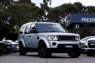 2014 Land Rover Discovery SDV6 HSE Wagon.