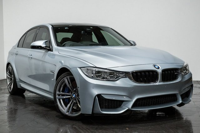 Used BMW M3 M-DCT, Rozelle, 2016 BMW M3 M-DCT Sedan