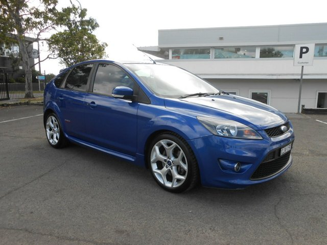 Used Ford Focus XR5 Turbo, Nowra, 2008 Ford Focus XR5 Turbo Hatchback