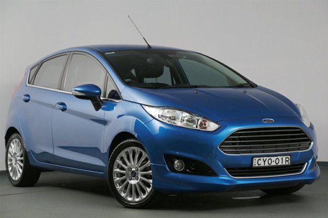 Discounted Used Ford Fiesta Sport PwrShift, Narellan, 2015 Ford Fiesta Sport PwrShift Hatchback