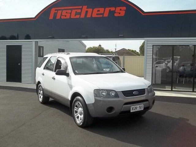 Used Ford Territory TX, Murray Bridge, 2005 Ford Territory TX Wagon