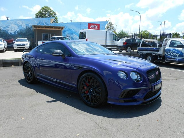 Used Bentley Continental GT Speed, Nowra, 2017 Bentley Continental GT Speed Coupe