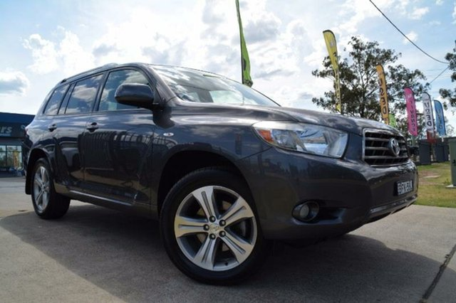 Used Toyota Kluger KX-S, Mulgrave, 2008 Toyota Kluger KX-S Wagon