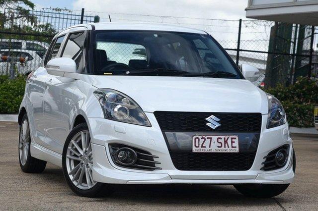 Used Suzuki Swift Sport, Moorooka, Brisbane, 2012 Suzuki Swift Sport Hatchback