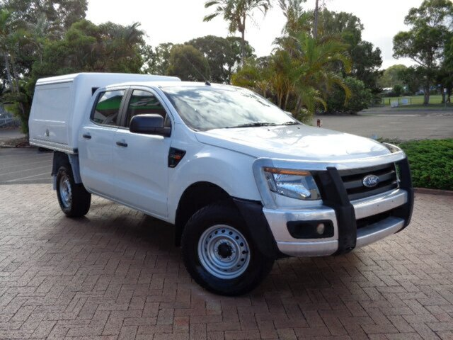 Used Ford Ranger XL Double Cab, Bokarina, 2013 Ford Ranger XL Double Cab PX Utility