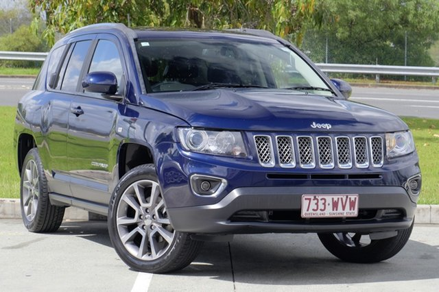 Used Jeep Compass Limited (4x4), Moorooka, Brisbane, 2014 Jeep Compass Limited (4x4) Wagon