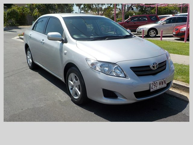 Used Toyota Corolla Ascent, Margate, 2010 Toyota Corolla Ascent Sedan