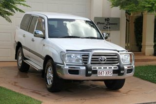Discounted Used Toyota Landcruiser GXL, Bundall, 2005 Toyota Landcruiser GXL HDJ100R Wagon
