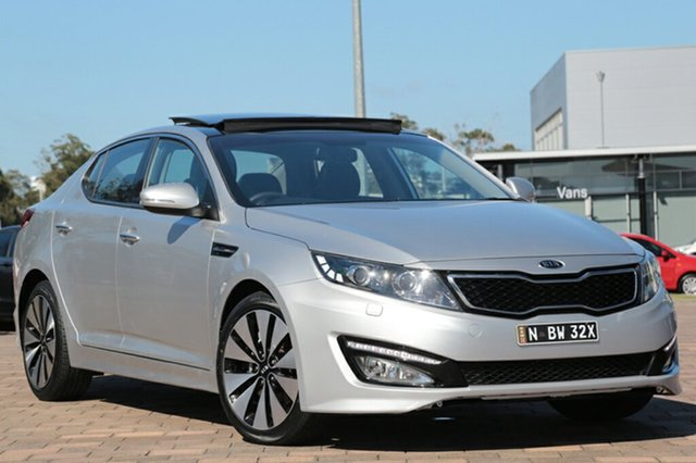 Used Kia Optima Platinum, Warwick Farm, 2012 Kia Optima Platinum Sedan
