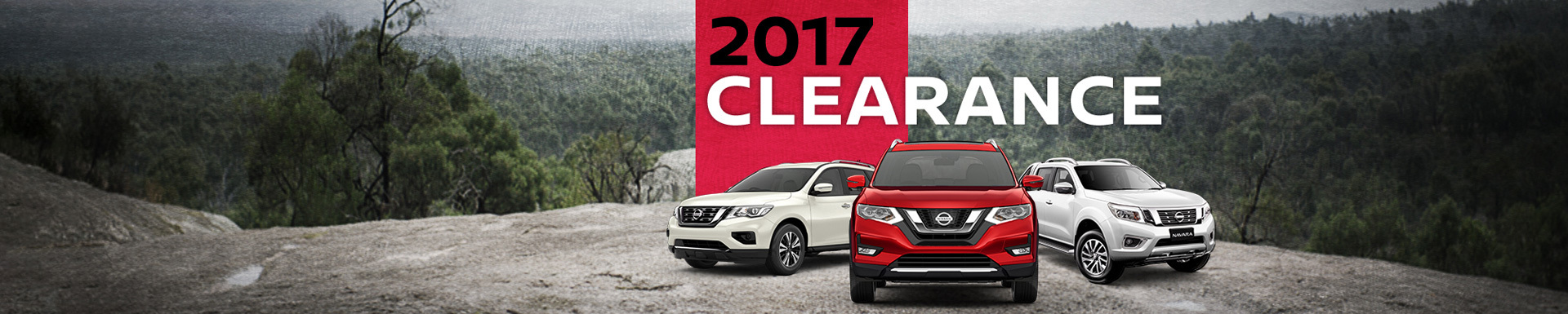 Nissan - National Offer - December- 2017 Clearance