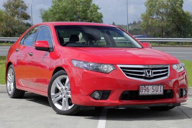 Used Honda Accord Euro Luxury, Moorooka, Brisbane, 2012 Honda Accord Euro Luxury Sedan