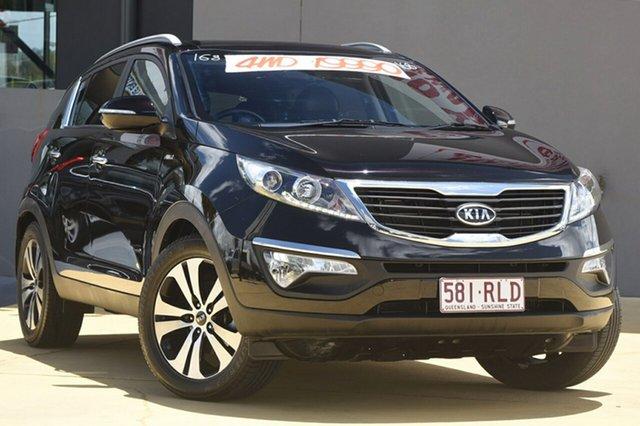 Used Kia Sportage Platinum, Moorooka, Brisbane, 2011 Kia Sportage Platinum Wagon
