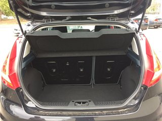 2010 Ford Fiesta LX Hatchback.