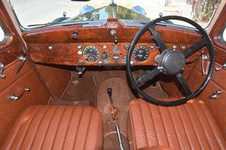 1947 Jaguar MK IV Sedan.