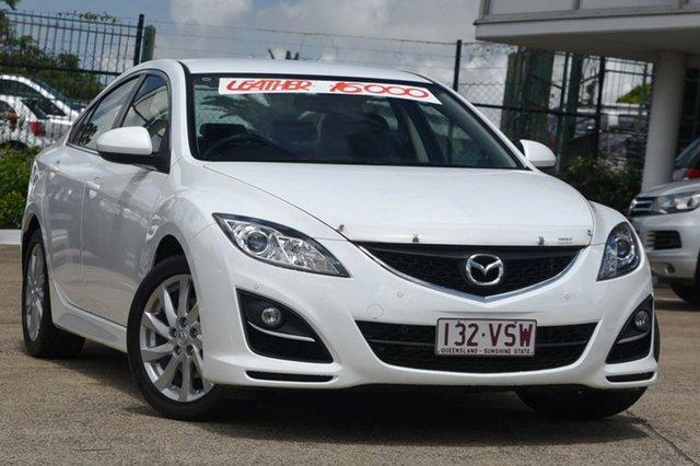 Used Mazda 6 Touring, Moorooka, Brisbane, 2011 Mazda 6 Touring Hatchback