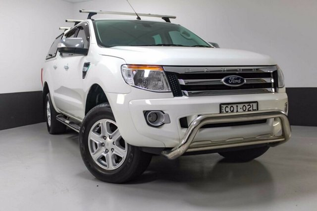 Used Ford Ranger XLT Double Cab, Rutherford, 2013 Ford Ranger XLT Double Cab Utility