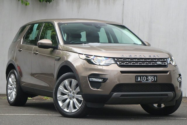 Used Land Rover Discovery Sport, Malvern, 2016 Land Rover Discovery Sport Wagon