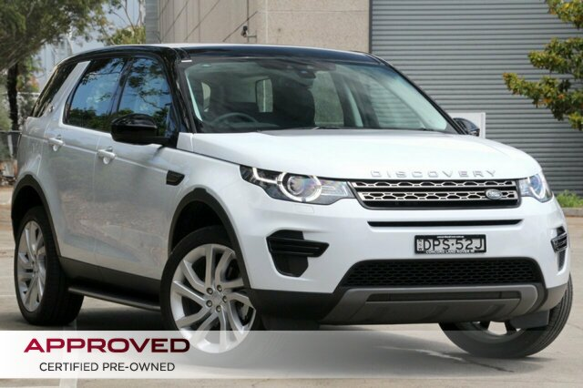 Discounted New Land Rover Discovery Sport TD4 150 SE 5 Seat, Concord, 2017 Land Rover Discovery Sport TD4 150 SE 5 Seat Wagon