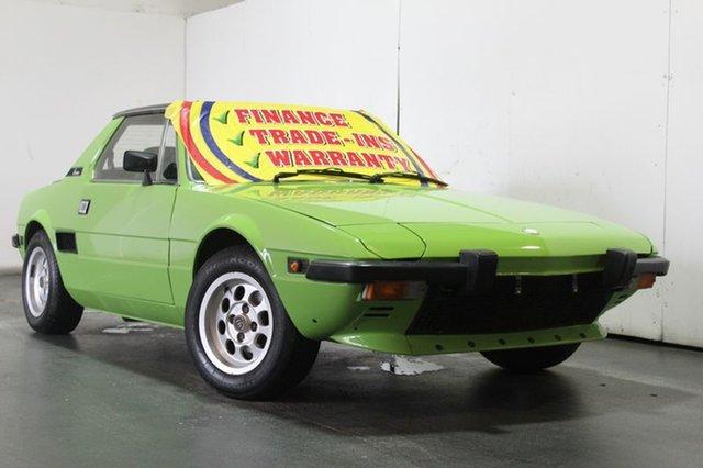 Used Fiat X1/9, Underwood, 1978 Fiat X1/9 Coupe