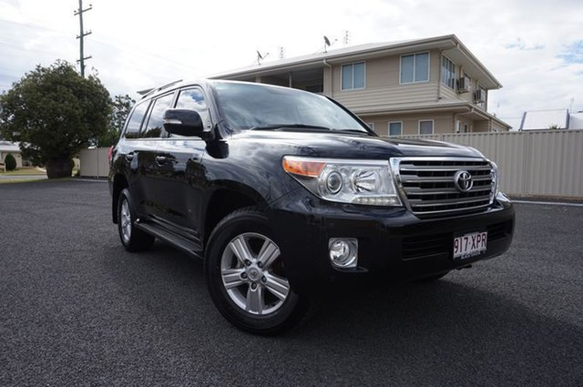 Discounted Used Toyota Landcruiser VX, 2013 Toyota Landcruiser VX Wagon