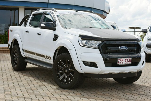 Discounted Demonstrator, Demo, Near New Ford Ranger FX4 Double Cab, Southport, 2017 Ford Ranger FX4 Double Cab Utility