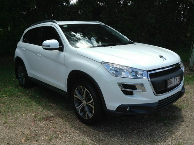 Used Peugeot 4008 Active 2WD, Nambour, 2013 Peugeot 4008 Active 2WD MY14 Wagon
