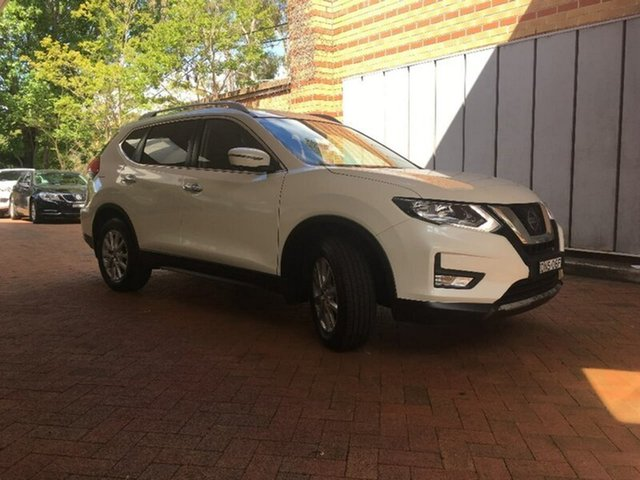Demonstrator, Demo, Near New Nissan X-Trail ST-L X-tronic 2WD, Southport, 2017 Nissan X-Trail ST-L X-tronic 2WD Wagon