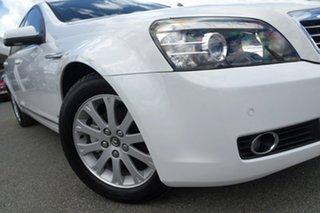 2010 Holden Statesman Sedan.