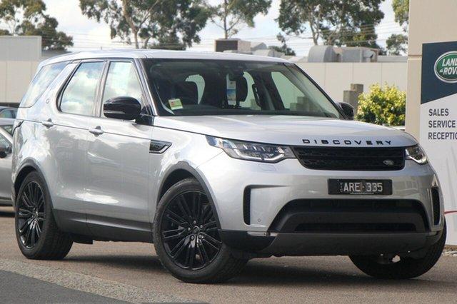 Demonstrator, Demo, Near New Land Rover Discovery SD4 SE, Port Melbourne, 2017 Land Rover Discovery SD4 SE Wagon