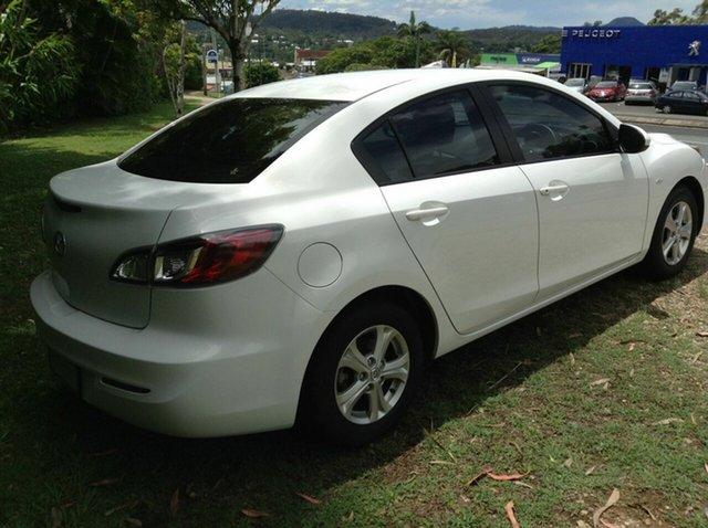 Used Mazda 3 Neo Activematic, Nambour, 2012 Mazda 3 Neo Activematic BL10F2 MY13 Sedan