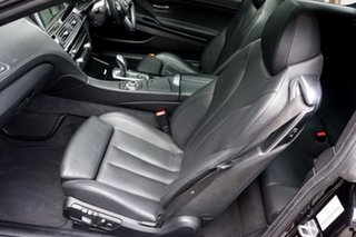 2013 BMW 640i Steptronic Coupe.