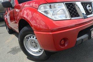 2011 Nissan Navara RX 4x2 Utility.